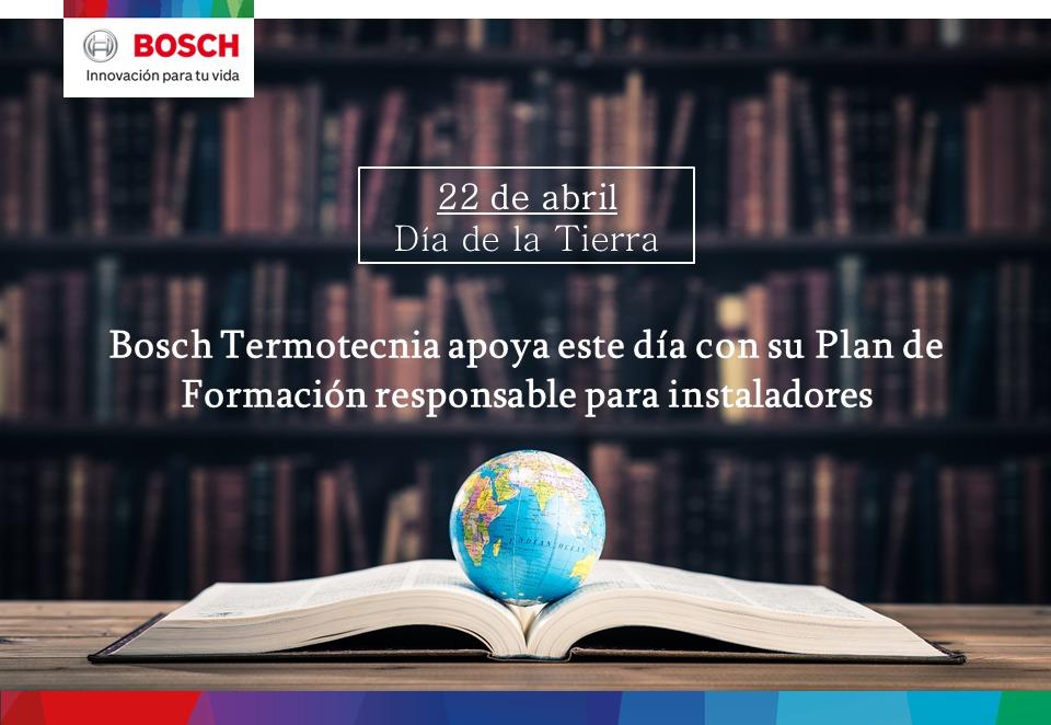 Día de la tierra Bosch