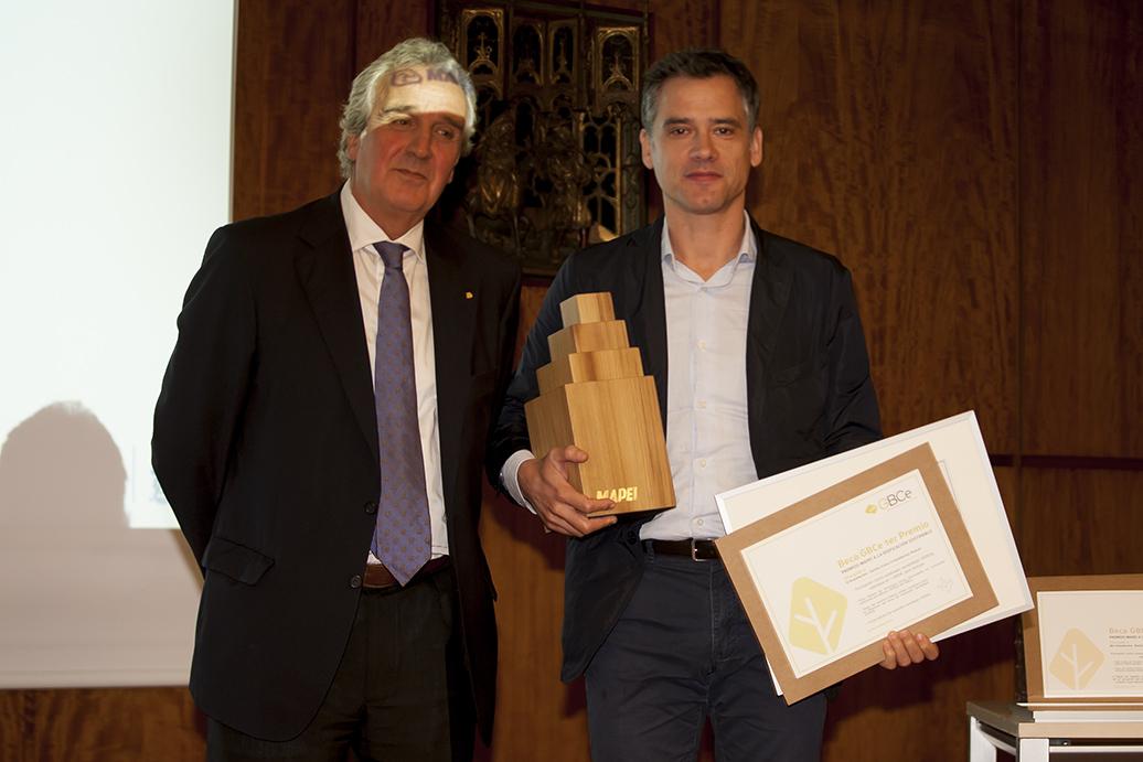 Premio Mapei a la Edificación Sostenible