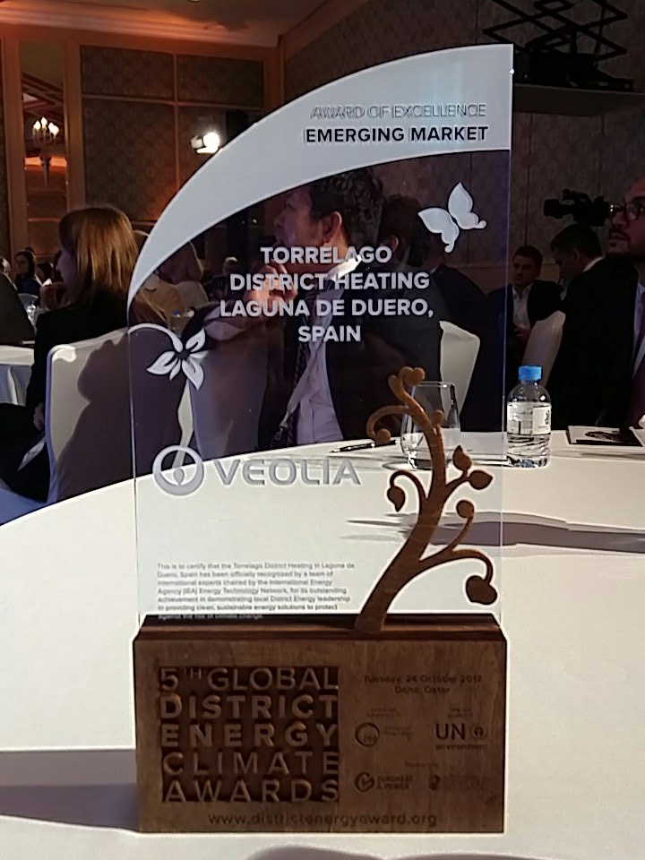 Torrelago vence en los Global District Energy